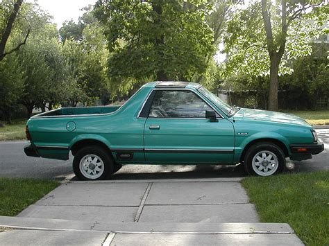 1993 subaru brat for sale 1987 subaru brat specifications cargurus