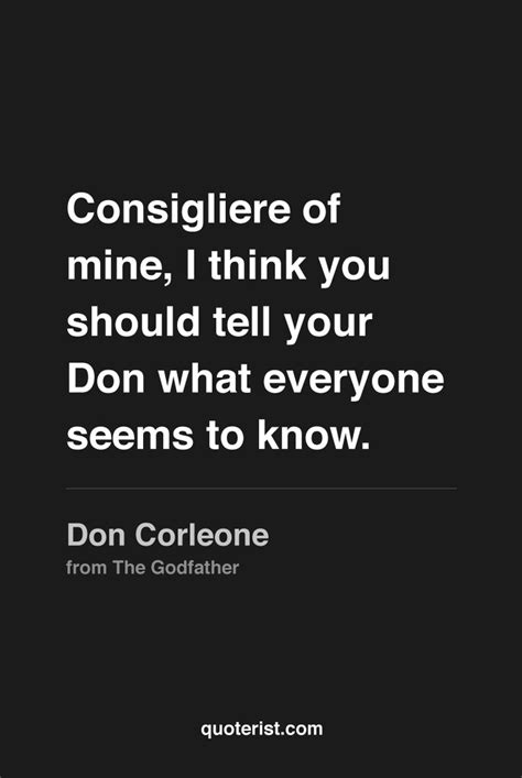 movie quotes you should know 34 best the godfather quotes images on pinterest