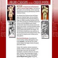 Pagan Origins Of The Myth wicca paganism pearltrees
