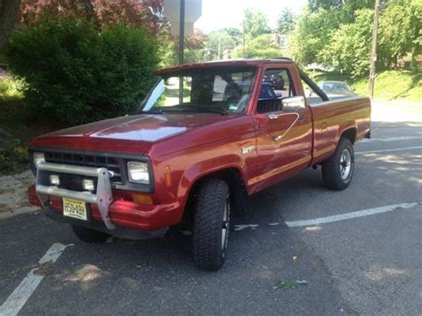all car manuals free 1986 ford ranger electronic throttle control purchase used 1986 ford ranger diesel pickup 2 door 2 3l rare in newtown square pennsylvania