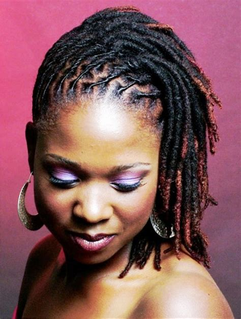 Black Hair Style Photos by Hairstyles For Dreadlocks Haircuts Black
