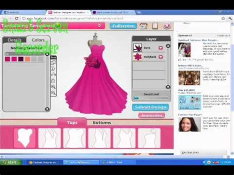 fashion designer online games list fashion designer how to take pictures of your designs