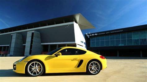 Porsche Cayman Neu by Der Neue Porsche Cayman