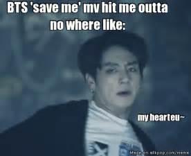 Save Me Meme - guyyyss bts save me mv is outtttttttttttttttttt rip