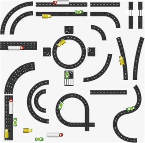 road layout en français vector curve road design vector diagram road road png