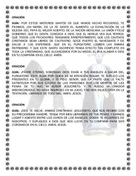 rosario novenario para los difuntos novenario para difuntos y levantamiento de la novenario