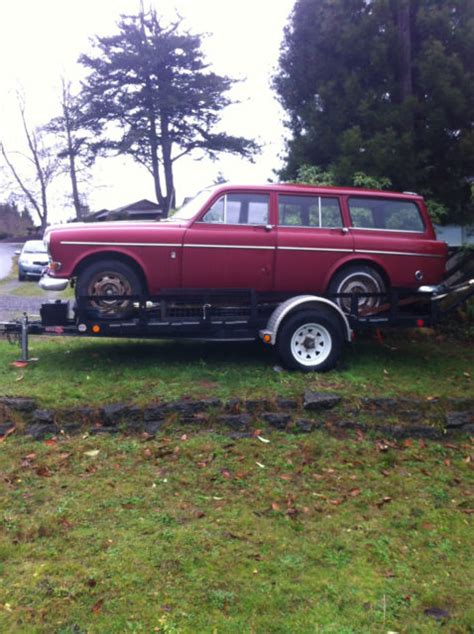 volvo  wagon project amazon  door   sale volvo wagon    sale