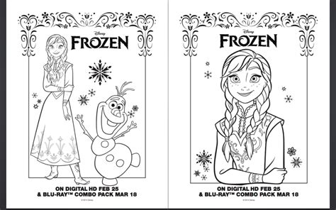 5 best images of frozen printable coloring birthday cards frozen frozen coloring page birthday
