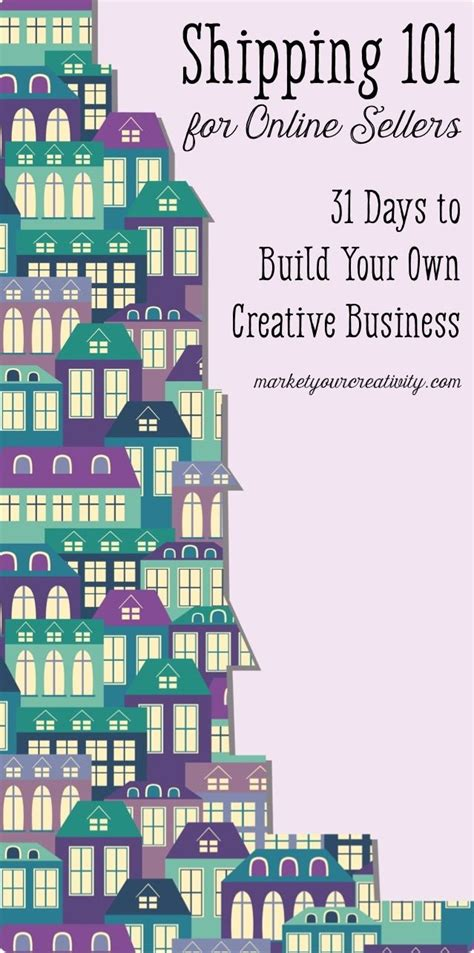 how to build your own business as a housekeeper books how to build your own creative business shipping 101 day 8