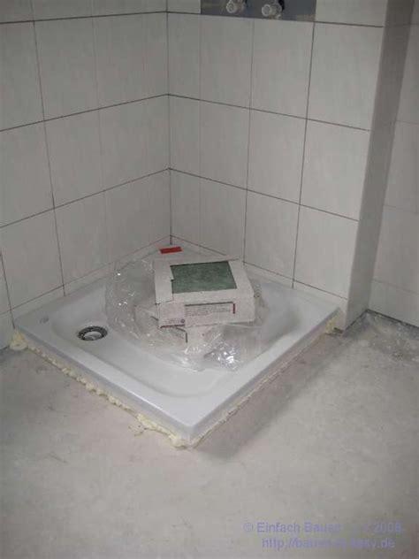 duschtasse einbauen duschtasse einbauen anleitung zy27 hitoiro