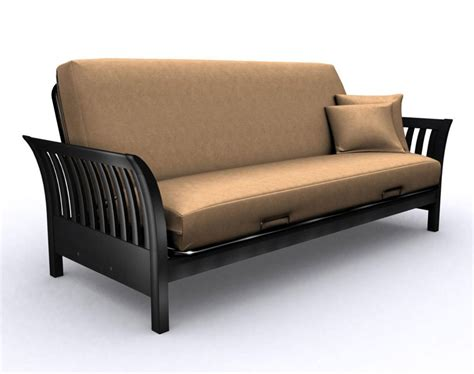 metal futon milan black metal futon