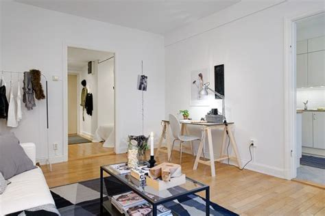 interior design mini apartment tiny swedish apartment showcases how to decorate small