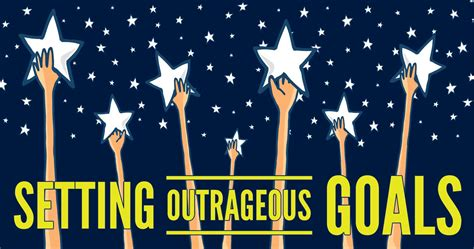 outrageous goals setting outrageous goals cathy stucker the idea lady