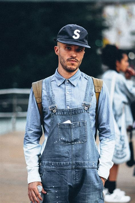 Overall Style 100 best images about lumbersexual style on new york fashion black overalls and
