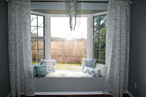 curtains to fit bay window how to fit curtains for bay windowsextraordinary alluring