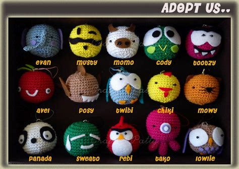 Amigurumi Boneka Rajut Mario Bros crafty patty crochet amigurumi other things