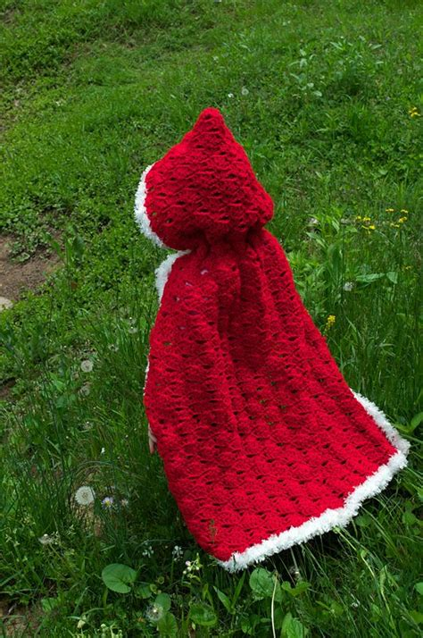 cape pattern pinterest ravelry fairytale hooded cape by cirsium crochet