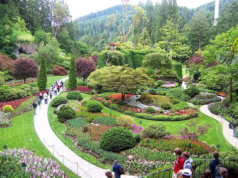 Beautiful Flower Pictures by Butchart Gardens Smug Puppies You Can T Have Everything Where Would You Put It