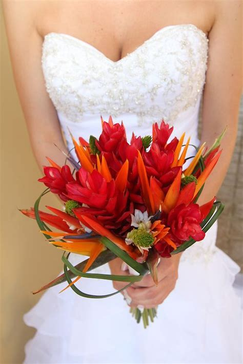 Bird of Paradise   Bouquet Wedding Flower