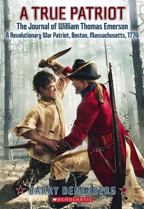 An American Barry Denenberg Mnia The Journal Of William Emerson A Revolutionary War Patriot By Barry Denenberg