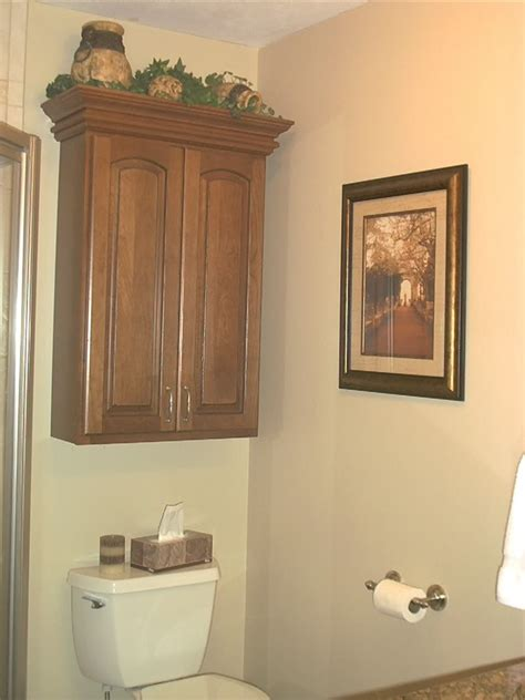bathroom storage cabinets toilet wall cabinet above