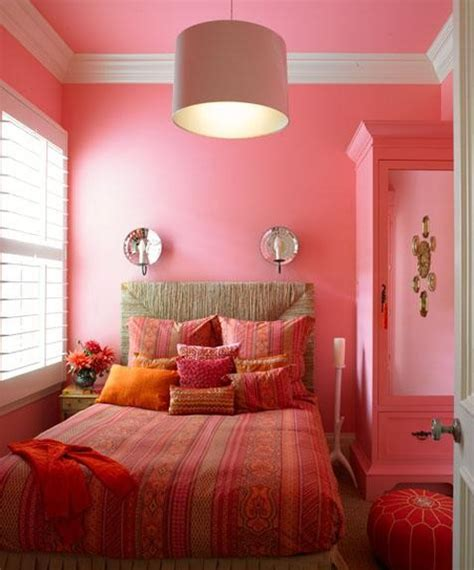 pink and orange designer bedrooms simplified bee