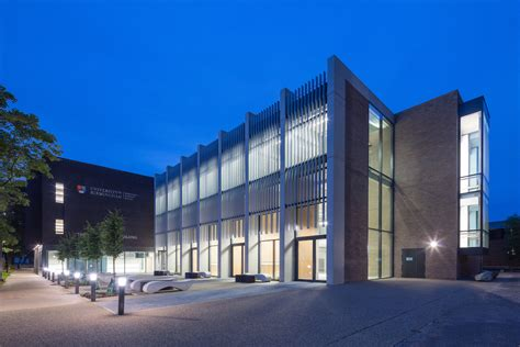 Mba After Architecture by The Alan Walters Building Of Birmingham
