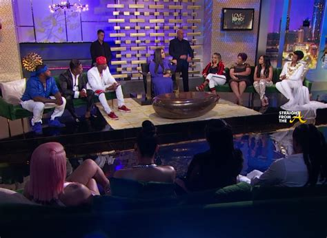 love and hip hop atlanta reunion fight and twitter drama in case you missed it love hip hop atlanta season 6