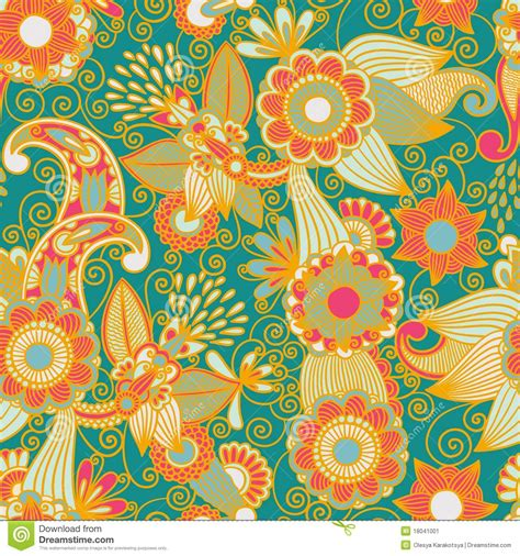 seamless pattern coreldraw seamless pattern stock image image 18041001