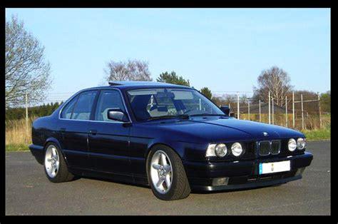 "Mein alter 5er  [ 5er BMW   E34 ] ""Limousine""   [Tuning"
