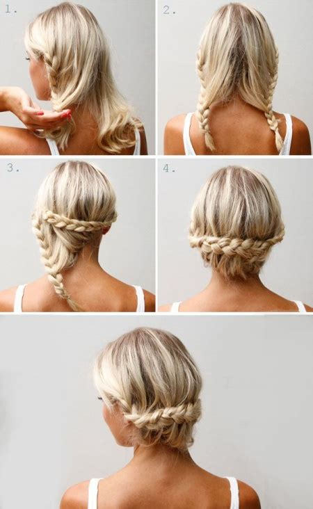 3 everyday hairstyles in 3 minutes 14 beautiful hairstyles that surprisingly take only 3