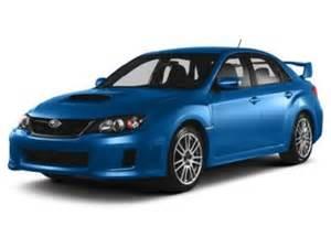 Subaru Wrx Curb Weight 2013 Subaru Impreza Wrx Sti 4dr All Wheel Drive Hatchback