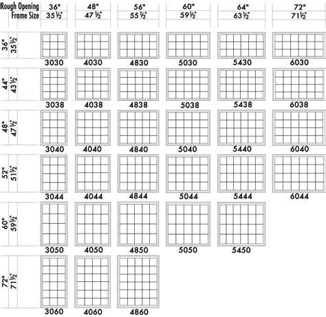 Basement windows standard sizes   Basement Gallery
