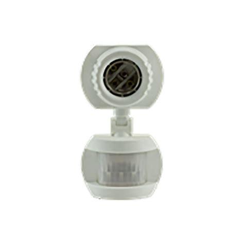 Outdoor Motion Sensor Light Socket Westinghouse Porcelain Ceiling Fan Fixture Socket 7707700 The Home Depot