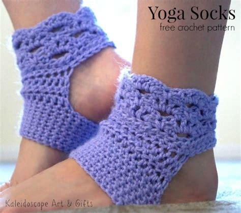 free pattern yoga socks perfect harmony yoga socks free crochet pattern