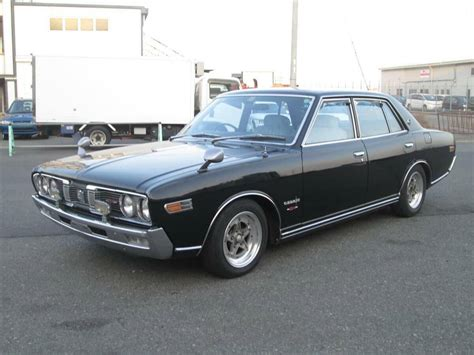 nissan cedric take to the road ebay find 1974 nissan cedric gx 230