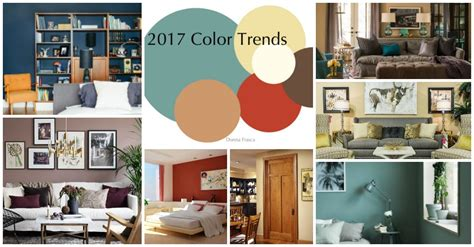 2017 wall colors wall color trends for 2017 that you shouldn t miss