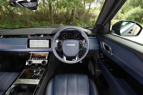 range rover velar inside range rover velar review pictures auto express