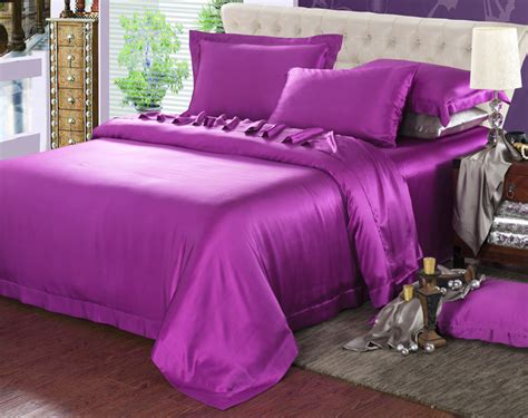 heavy weight comforter 19mm heavy weight seamless silk sheets fitted flat 4pcs