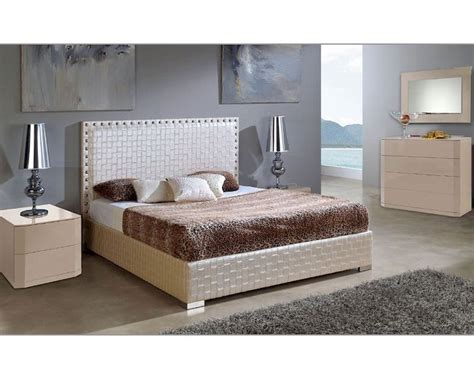 bedroom sets with storage beds bedroom set w storage bed made in spain trenzado 33131te