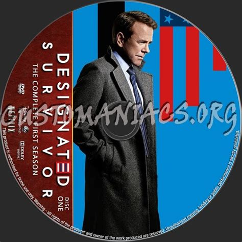 designated survivor yesterday forum tv show custom labels dvd covers labels by