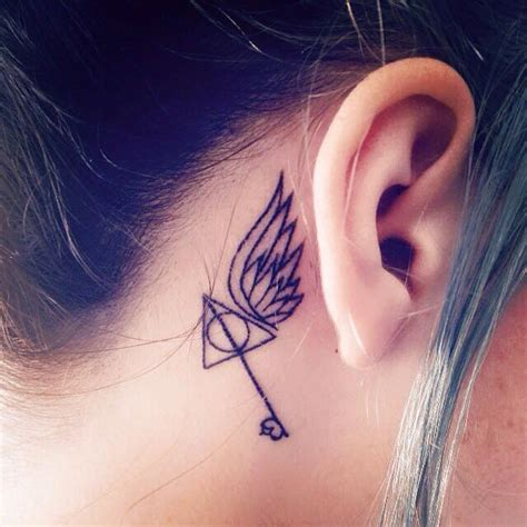 tiny harry potter tattoos 50 insanely harry potter tattoos that are truly