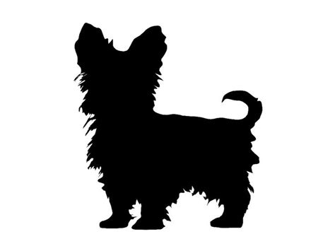 yorkie clipart yorkies clipart black and white pencil and in color yorkies clipart black and white