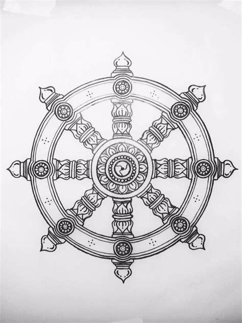 dharma wheel tattoo designs namaste ॐ the noble eightfold path dharmachakra wheel