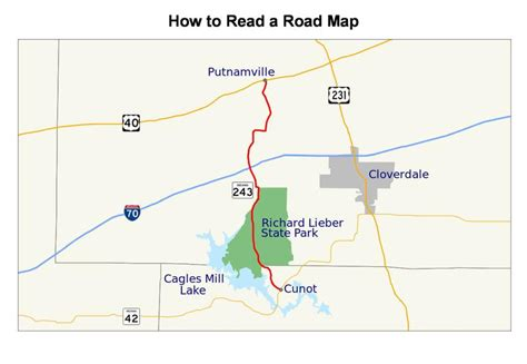 how to read a map april 5th is read a road map day homeschool library of links