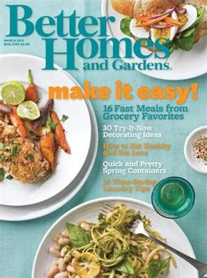better homes and garden magazine phone number 28 images
