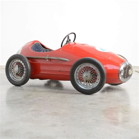 Pedal Car by Grand Prix Pedal Car By Giordani Italy 73616
