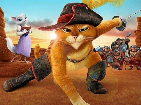 gato con botas el el gato con botas un hermoso h 233 roe felino dogalize