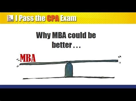 Acca Vs Mba Salary by How To Become Cpa Doovi