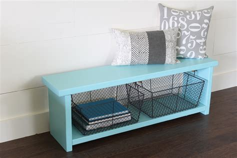 farmhouse storage bench how to build a farmhouse style storage bench in under an